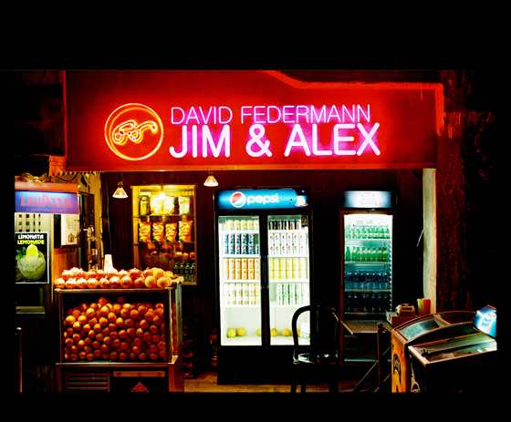 DAVID FEDERMANN - JIM & ALEX (2015)